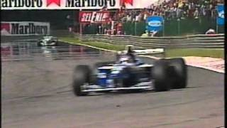 1996 F1 Belgian Grand Prix Round up