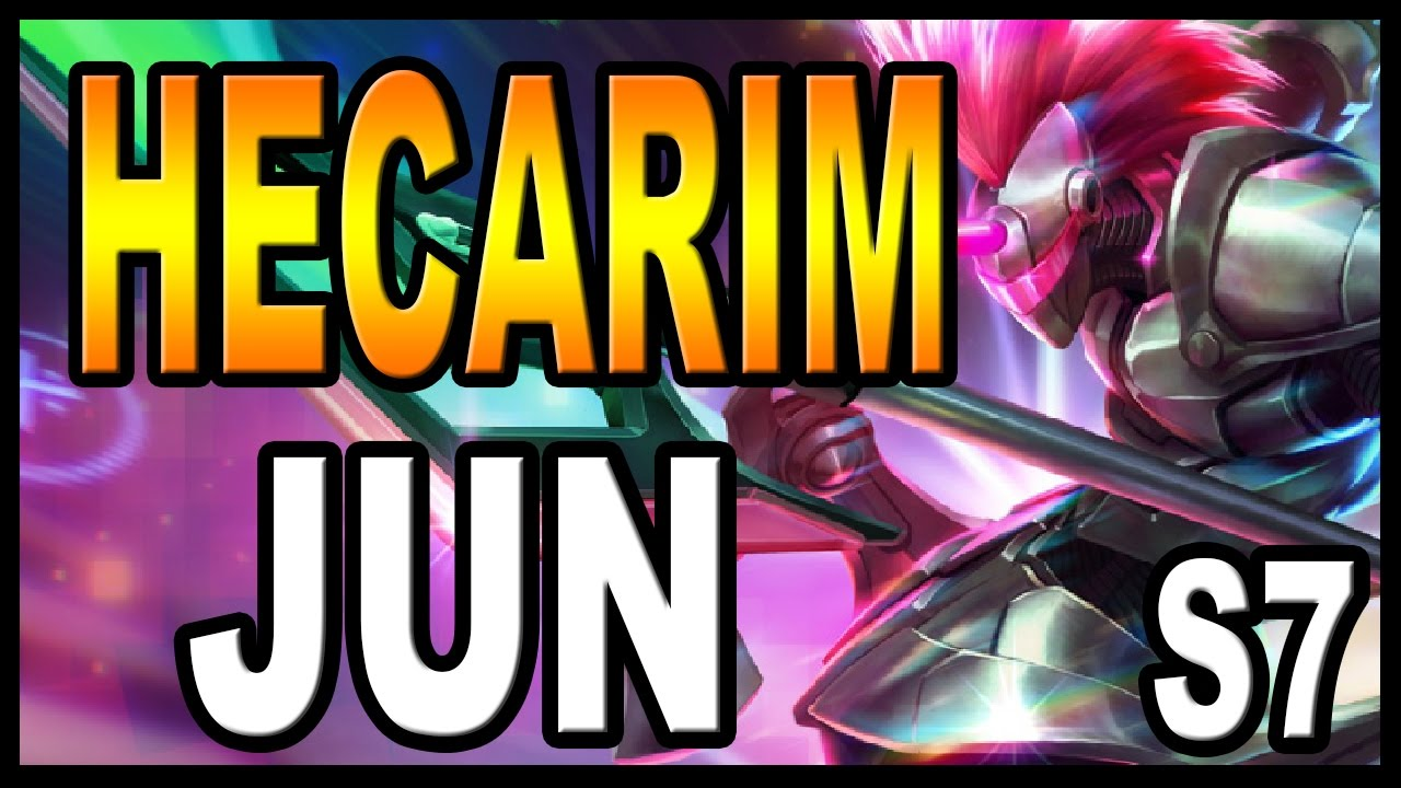 Hecarim Top Build