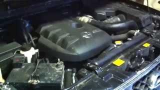 Nissan Pathfinder. Противный звук в двигателе.