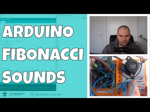 Sound Effects With Arduino (including Fibonacci, Randomness And Space Guns)