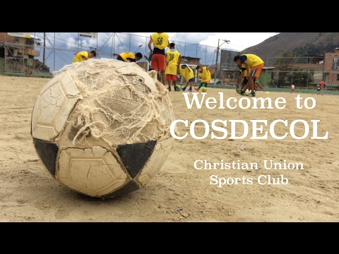 Welcome to COSDECOL (Christian Union Sports Club)