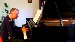 Bach, Präludium und Fuge gis Moll, WTK II, BWV 887