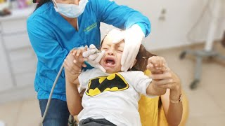 Su Primera Visita al Dentista (Malas Noticias)
