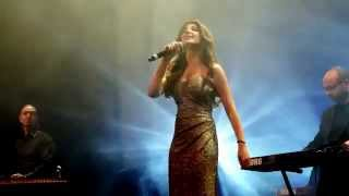 Nancy Ajram - Ya Ghali Live Stockholm Concert 2013