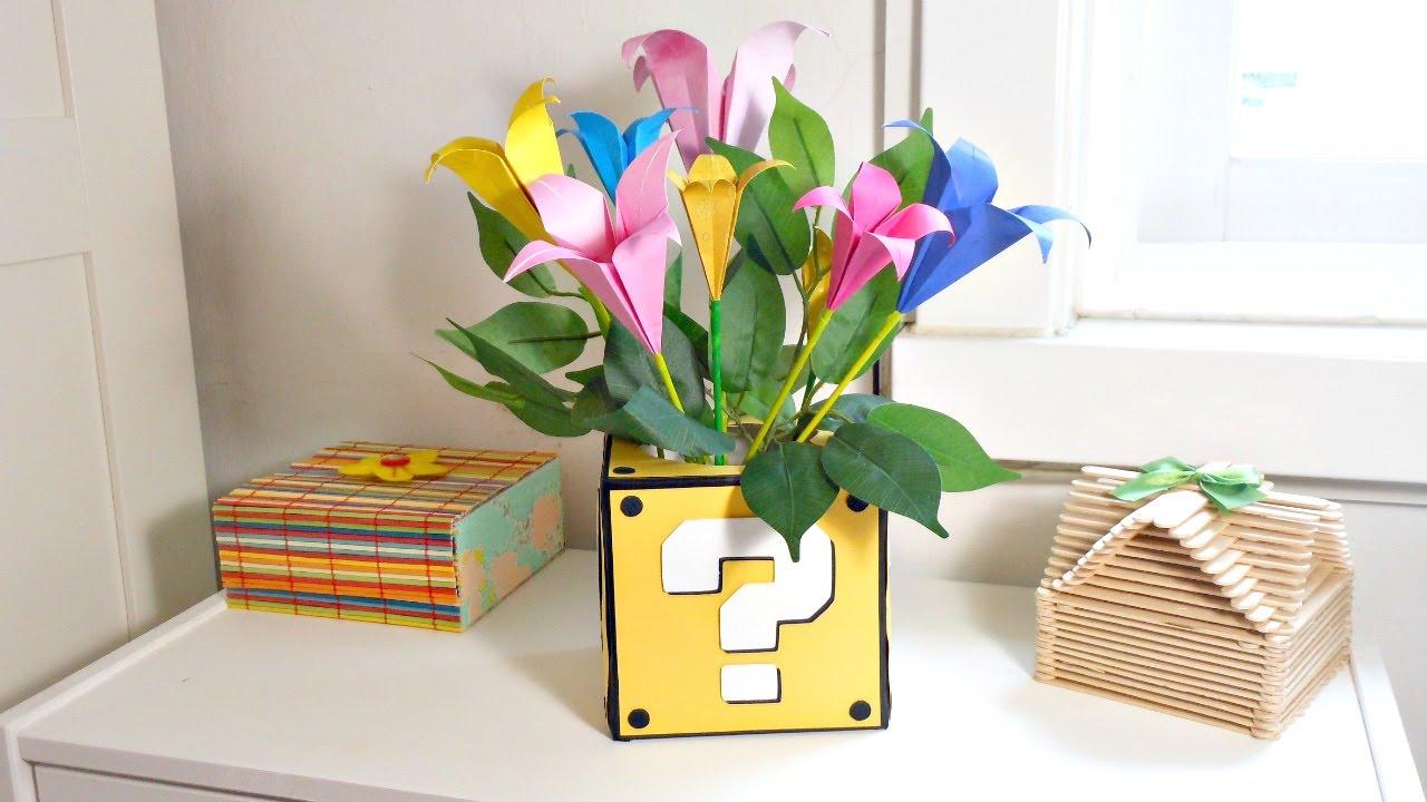 Arreglo Floral Con Flores De Papel Origami Bouquet Mundo At Party