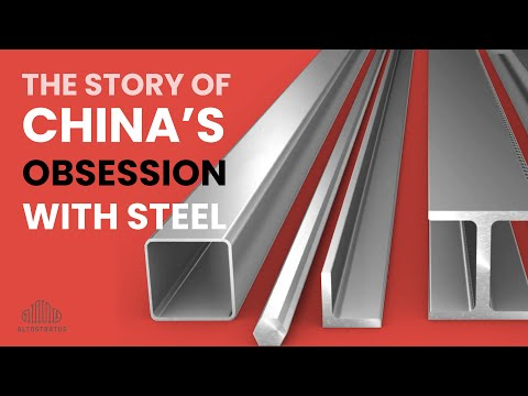 How China has Taken Control of the Steel Industry and How They Plan to Replace Australian Iron Ore