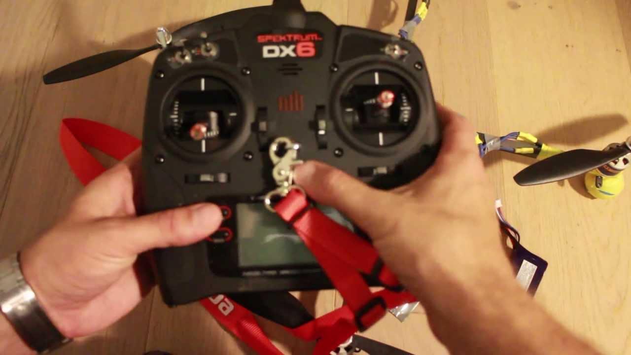 OrangeRx R410X DSMX Compatible Receiver