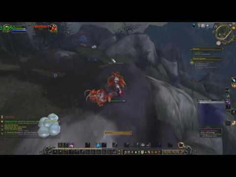 WoW Legion : World Quest - Investigation at Mak`rana