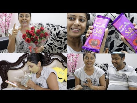 How My Valentine's Day Went 2018 - Gifts, Dinner & Fun || Indian Vlogger Soumali