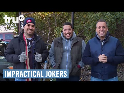 Impractical Jokers - The Ferret of Liberty (Punishment) | truTV