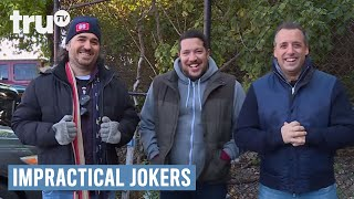 Impractical Jokers - The Ferret of Liberty (Punishment) | truTV thumbnail