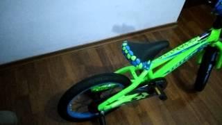 Обзор детского велосипеда Totem Beleno 16 дюймов