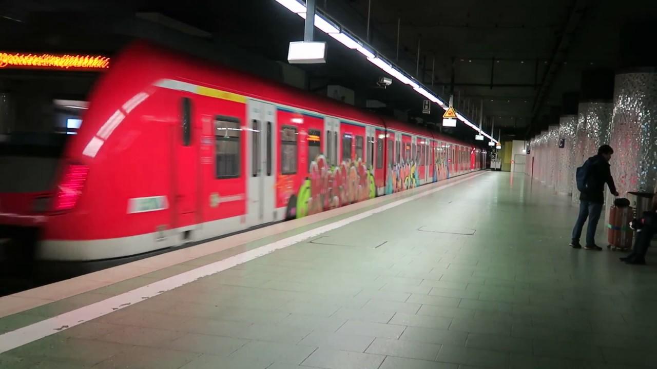S Bahn Sperrung Frankfurt