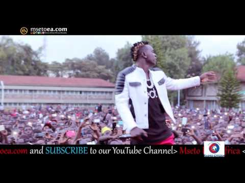 Willy Paul Perfoming Live On Mseto Campus Tour (Egerton University Njoro) Powered By Radio Citizen.