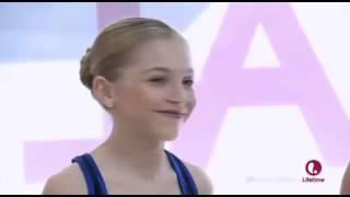 Kendall yells at Ashley & Brynn calls Kendall a brat. ~ Dance moms