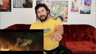 WORLD OF WARCRAFT WARLORDS OF DRAENOR TRAILER REACTION!!!