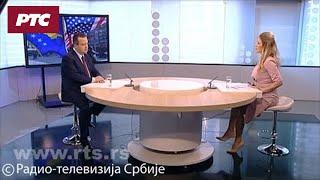 Dačić: Jasna poruka da američka podrška Prištini nije bezuslovna