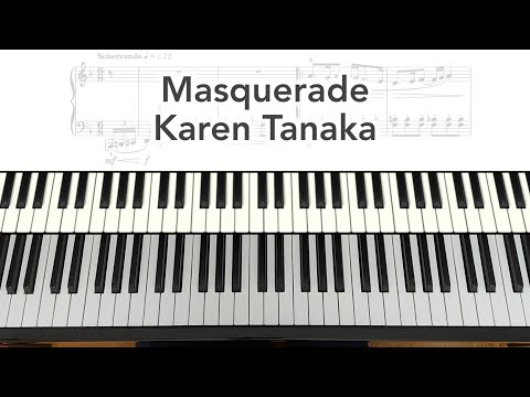 Masquerade By Karen Tanaka