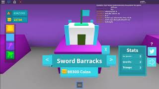 roblox [🏹ARCHER UPDATE] Army Control Simulator