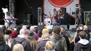 Sax Solo - Barfly Blues - Sun Blood Stories