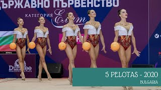 Download lagu Bulgaria 5 Balls (2020)