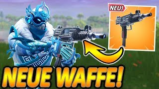 NEW MACHINE PISTOL GELEAKED!🔫🔥 | NEW SNOW SKIN❄️| NEW UPDATE | Fortnite Battle Royale