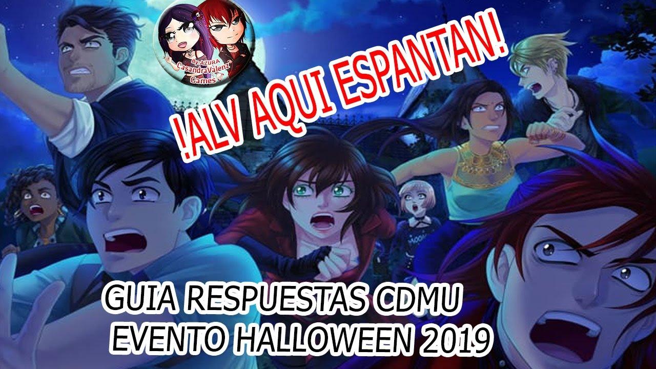 Halloween 2020 Respuestas Corazon De Melon Respuestas Correctas Halloween Corazón de Melón Universidad 2019