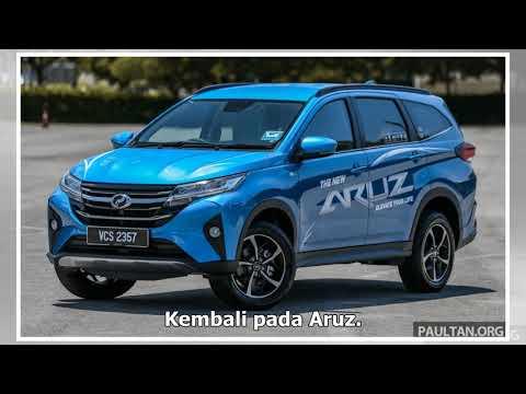 PANDU UJI: Perodua Aruz 1.5 Advance - benar-benar SUV atau sekadar kenderaan gaya hidup masa kini...