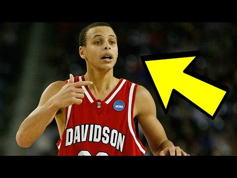 Stephen Curry Davidson College Highlights Compilation
