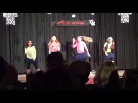 Funky Town Dance - Totem Falls Talent Show 2015