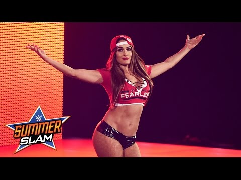 Nikki Bella makes her surprise return: SummerSlam 2016, only
