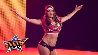 Nikki Bella makes her surprise return: SummerSlam 2016, only on WWE Network