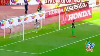 أهداف مباراة الترجي ضد النجم الساحلي نهائي البطولة  و جنون معلق قناة الكأس خليل البلوشي