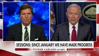 Tucker Carlson Interviews Jeff Sessions