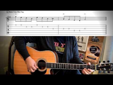 10 Beginning Bluegrass Guitar Licks