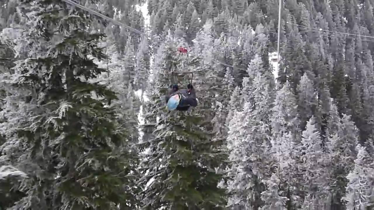 Grouse Mountain Zipline Run 4 HD