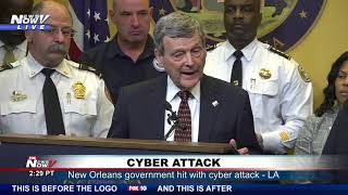 CYBER ATTACK: New Orleans Government HIT With Cyber Attack