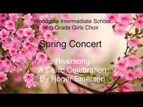 Riversong, A Celtic Celebration By Roger Emerson