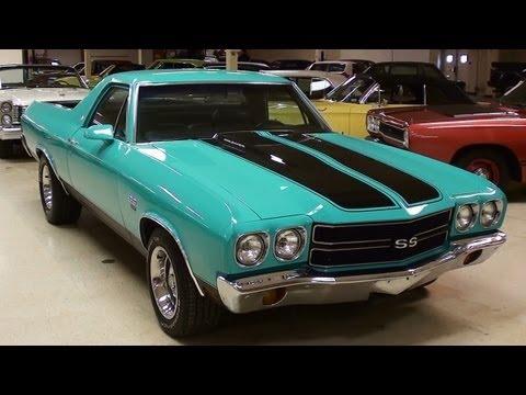 1970 Chevrolet El Camino 540 Big-block SS Trim