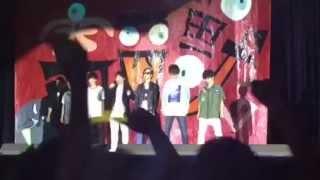 大宮西文化祭 ダンス三代目O.R.I.O.N.&R.Y.U.S.E.I.
