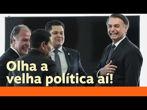 Favores políticos  podem colocar em xeque embaixada de Eduardo Bolsonaro