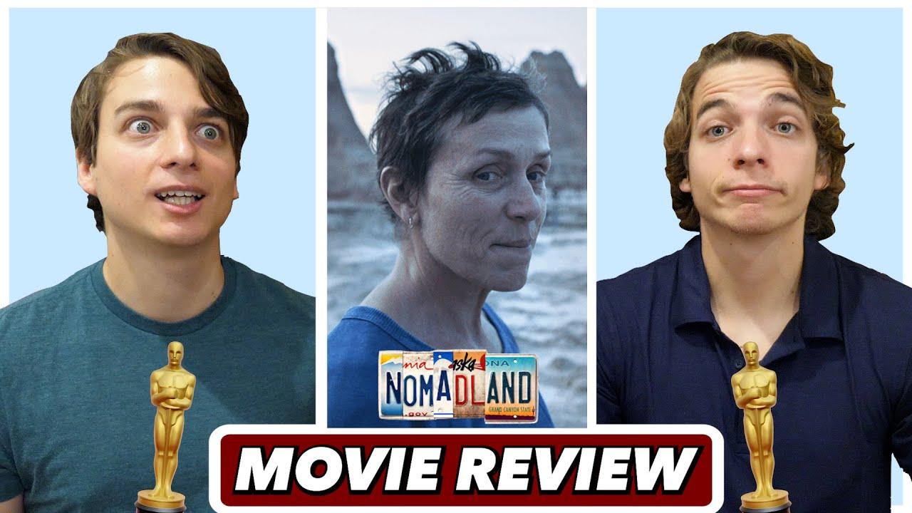 Nomadland Movie Review Oscar Speculation Youtube