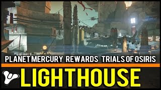 "Destiny: Mercury ""The Lighthouse"" Tour! 