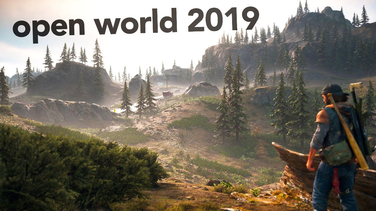 10 Best Open World Games Of 2019 Youtube