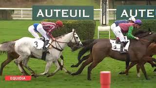 Vidéo de la course PMU PRIX HUBERT D'AILLIERES