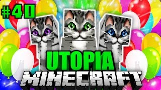 DULLY hat KATZENBABYS?! - Minecraft Utopia #040 [Deutsch/HD]