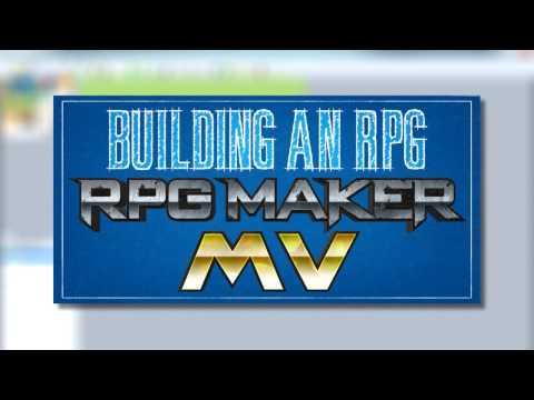 RPG Maker MV - Building An RPG #1 |