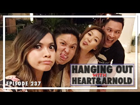 Ep.237 Hanging Out with Heart & Arnold #Maui | WahlieTV
