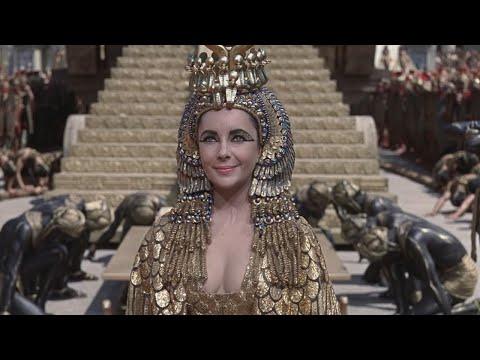 此片当年差点让20世纪福克斯破产《埃及艳后》一部无与伦比的好莱坞大片