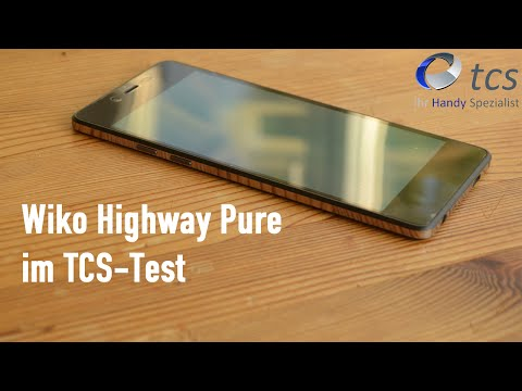 Wiko Highway Pure im TCS-Test